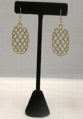 Turkish Woven Earrings