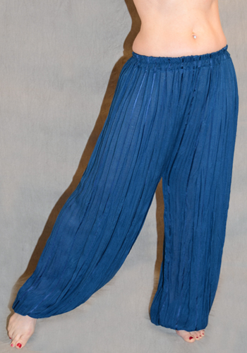 Light Weight Striped Harem Pants