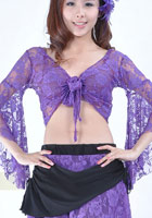 Lace Gypsy Sleeved Top