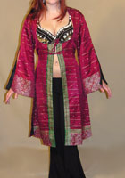 Ghawazee Brocade Coat